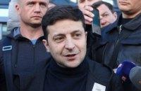 Зеленський подякував Авакову за чесні вибори