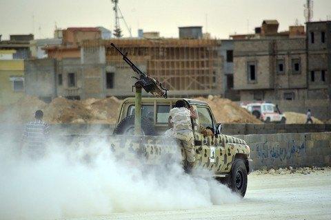 Лівійський осередок Аль-Каїди оголосив про самоліквідацію