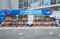 Китай забуває про коронавірус: у Піднебесній провели марафон з 12 тисячами учасників