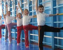 В последние годы число детей, освобожденных от уроков физкультуры, выросло практически в два раза