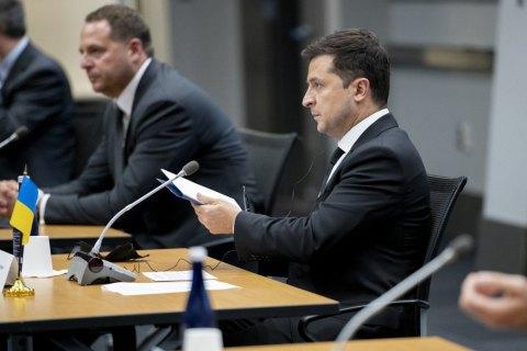 Зеленський змінив склад Координаційної ради з протидії COVID-19