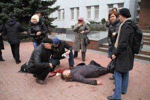 СБУ взяла відповідальність за стрілянину в Хмельницькому