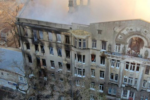 Зеленский присвоил звание Герой Украины спасателю и преподавателю, погибшим при пожаре в одесском колледже