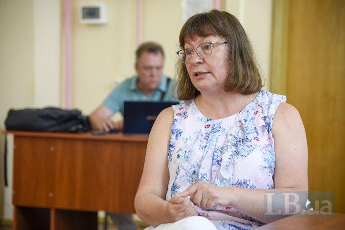 Наталія Куссул