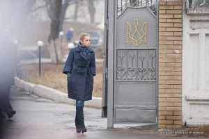 Пенитенциарная служба: дочь Тимошенко без препятствий посетила мать