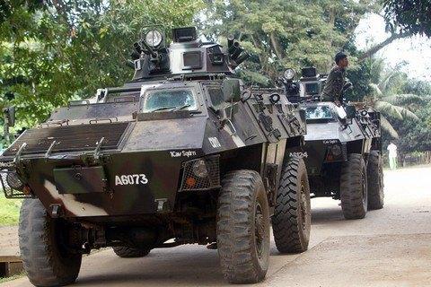 На Філіппінах убоях між ісламістами та військовими загинули понад 40 осіб