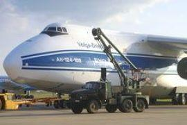 """Самолеты Ан-124 """"Руслан"""" будут собирать в США"""