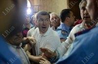 Фастовский милиционер пожалуется в прокуратуру на попытку избиения