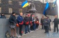На Донбасі гірники п'ятьох шахт оголосили страйк