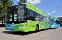 В Швейцарии выпустили первый экологический автобус