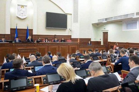 Результаты экзит-пола выборов в Киевсовет: впереди УДАР и ЕС