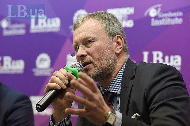 """главный редактор газеты """"Rzeczpospolita"""" (Польша) Богуслав Хработа"""