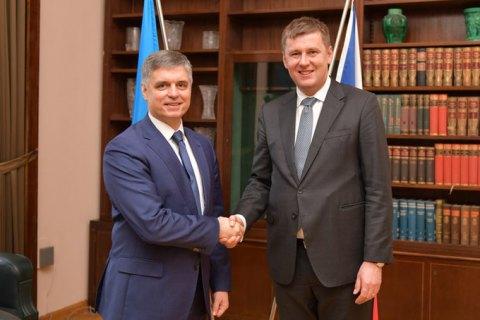 Чехия никогда не признает Крым российским, - чешский министр