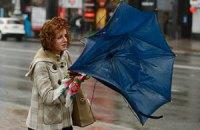 Крыму и востоку Украины прогнозируют дожди в понедельник, 5 августа