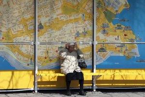 """""""Власти"""" Крыма просят Москву снять ограничения на поставки украинских продуктов"""