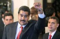 Президентом Венесуели переобрано Ніколаса Мадуро