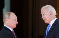 """Байден: """"Путін керує економікою, де є ядерна зброя, нафта і більше нічого"""""""