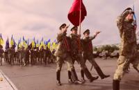 Генштаб показал репетицию парада ко Дню Независимости