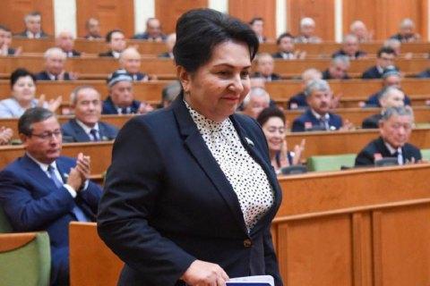 В Узбекистане Сенат впервые возглавила женщина