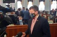 Журналист Сущенко стал первым заместителем главы Черкасского областного совета
