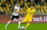 Команда Шевченко вынесла урок из поражения от французов, но снова проиграла гранду