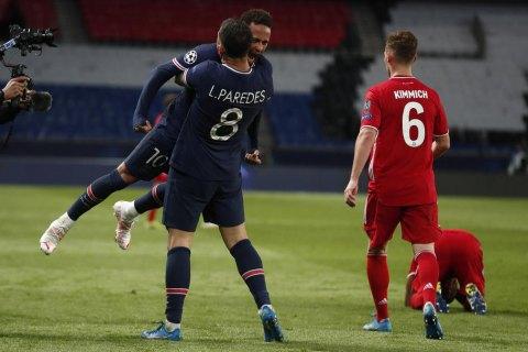 Определились первые два полуфиналиста Лиги чемпионов (обновлено)