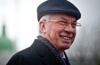 Азаров - сторонник свободного передвижения в СНГ