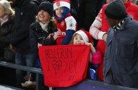 """Игрок лондонского """"Арсенала"""" через соцсети отыскал фанатку, которая на трибунах призналась ему в любви"""