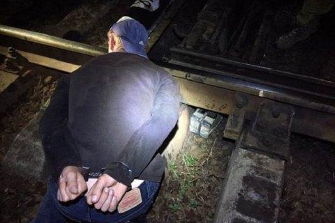 Харьковчанин получил 6 лет тюрьмы за организацию взрыва на железной дороге