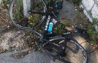 """Трехкратного победителя """"Тур де Франс"""" сбил автомобиль"""