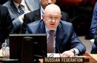 Росія наклала вето на резолюцію Радбезу ООН про гуманітарну допомогу Сирії