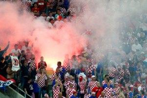 УЄФА оштрафувала хорватів і португальців