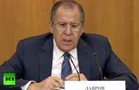 Лавров признал, что Россия бомбила и обстреливала Украину