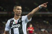 """Роналду сдержал слово и не праздновал гол в ворота """"Манчестер Юнайтед"""" (обновлено)"""