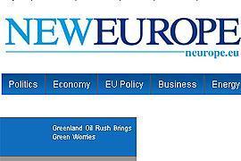New Europе: Россия поддаст Украине морозу