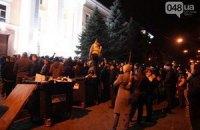 В Одесі сепаратисти всю ніч блокували УСБУ (оновлено)