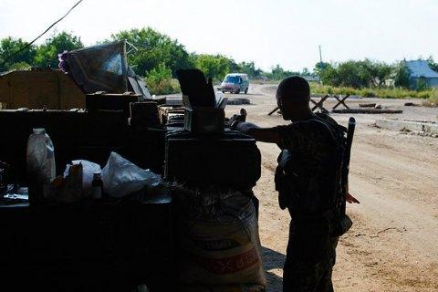 Сутки в зоне АТО прошли полностью спокойно, - штаб