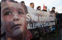 Алеппо как еще одна ловушка для Путина