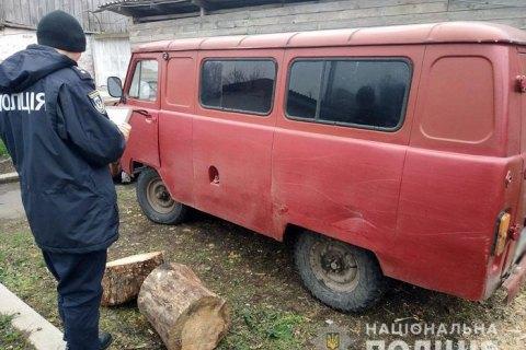 В Черниговской области полиция задержала браконьеров, убивших лося