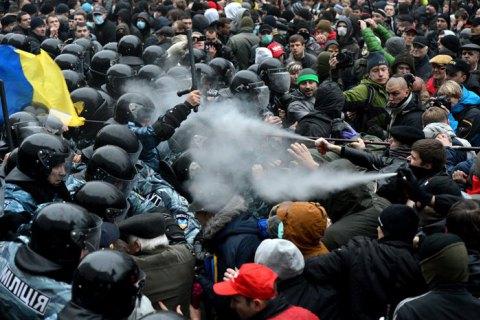 Главному следователю одного из райуправлений полиции Киева выдвинули подозрение по делам Майдана