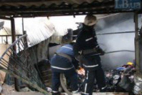 """На місці пожежі на секонд-хенді близько """"Лісової"""" рятувальники виявили тіло жінки (оновлено)"""