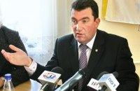 Секретар РНБО спростував можливість переговорів з бойовиками на Донбасі