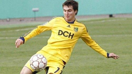 Денис Олейник