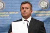 Верховний Суд скасував звільнення екс-голови ВККС Самсіна і визнав його люстрацію незаконною
