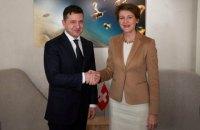 Зеленский обсудил с президентом Швейцарии инвестиции в Украину