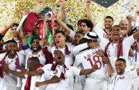 Сборная Катара сенсационно выиграла Кубок Азии по футболу (обновлено)