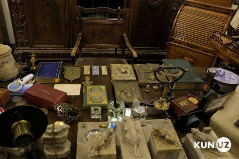 В центре Ташкента раскопали клад с ценностями стоимостью более 1 млн долларов