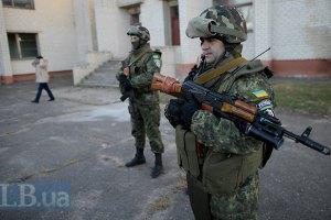 За ніч на Донбасі не загинув жоден боєць АТО