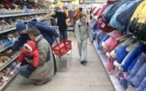 «Вторые руки» оккупируют торговые центры