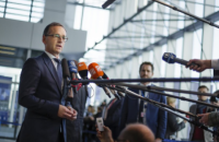 Глава МИД Германии призвал Россию освободить задержанных украинских моряков